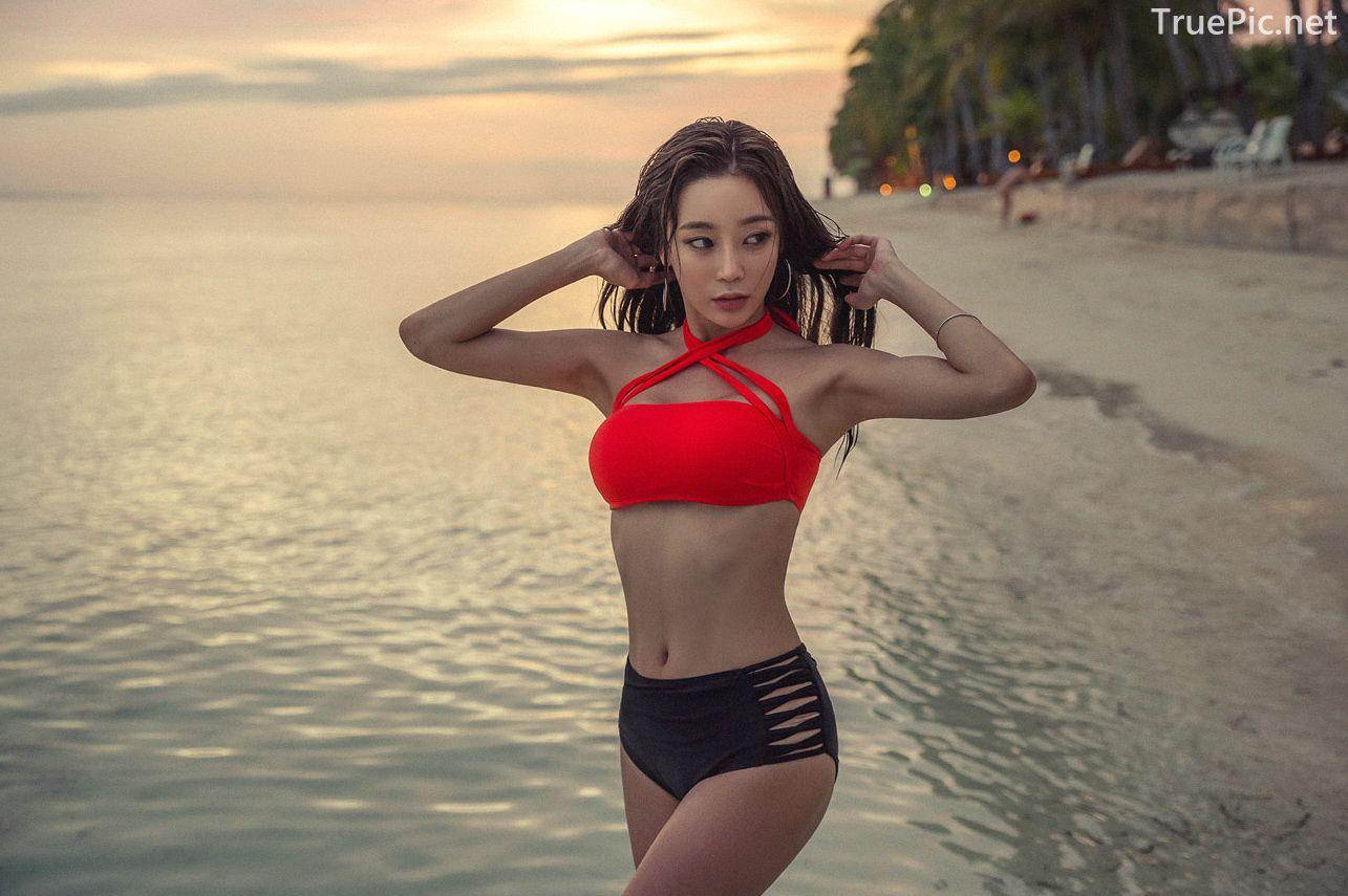 Hyun Kyung - Glam Chic Bikini - Korean model and fashion - Picture 5