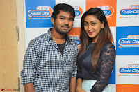 Shravya in skirt and tight top at Vana Villu Movie First Song launch at radio city 91.1 FM ~  Exclusive 140.JPG