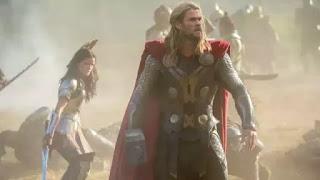 Thor: O Mundo Sombrio no Corujão I ás 00:44 na Globo - 28/12