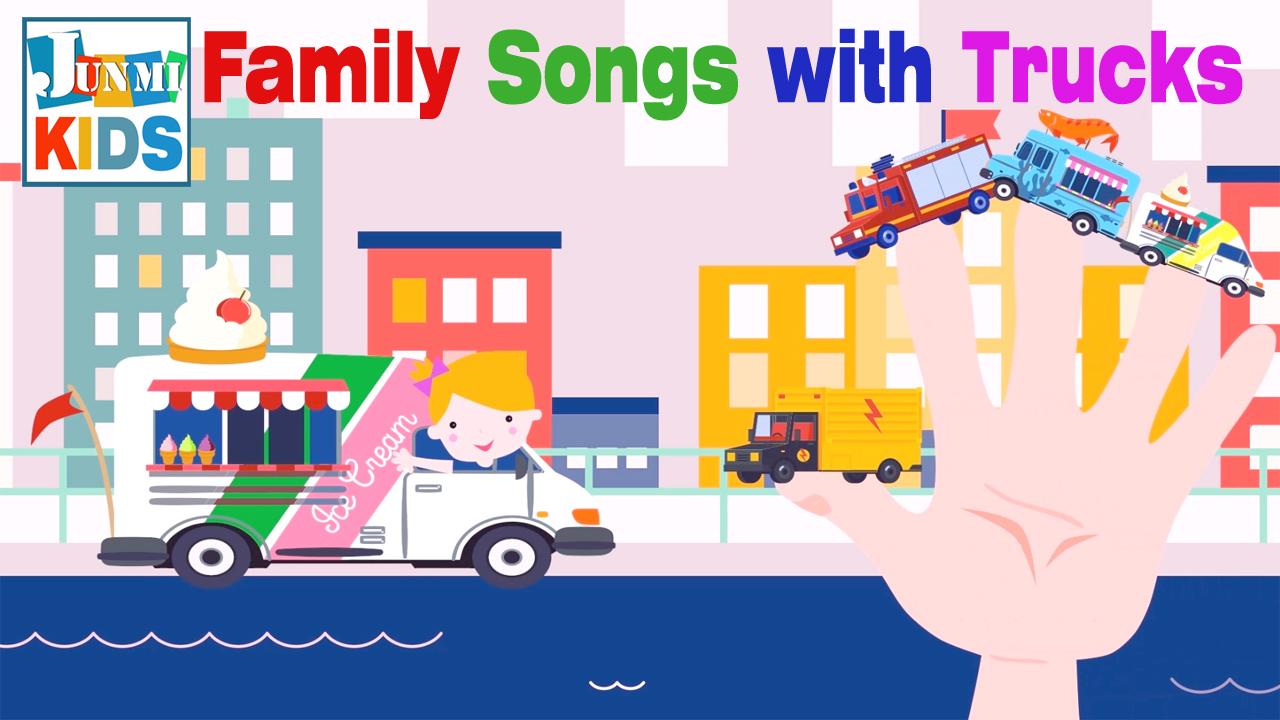 junmi kids an educational channel for chidren on youtube