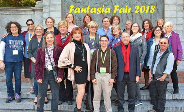 2018 Fantasia Fair attendees