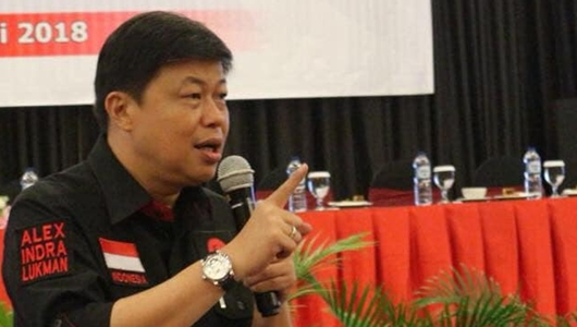 Alex Indra Lukman Dipastikan Lolos Wakili Sumbar di Senayan