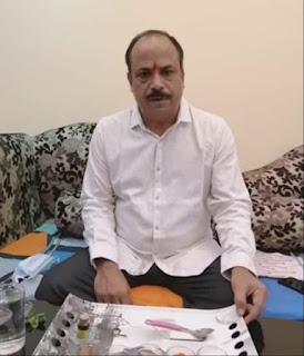 भारत देश मे मसीहा बन कार्य कर रहे समाज सेवी रिंकू रितेश चौरसिया