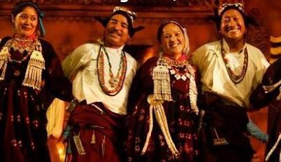 Losar Festival Ladakhi New Year being celebrated in Ladakh Union Territory