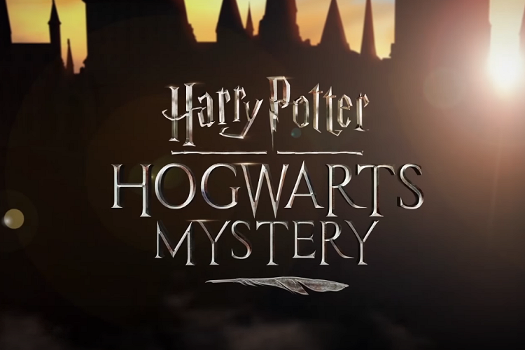 Harry Potter Role-Playing Mobile Game Hogwarts Mystery