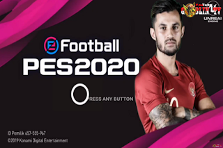 Download PES PPSSPP Mod PES Mobile Spesial 2020