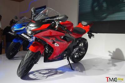 Suzuki GSX-R150 image