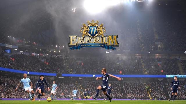 City Kembali Meraih Kemenangan Besar Melawan Tottenham, Gila 4-1!