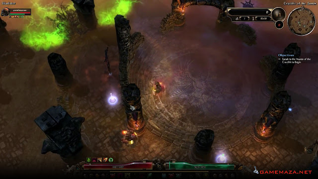 Grim Dawn Crucible Gameplay Screenshot 4