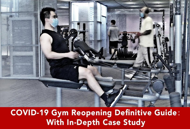 Gym Reopening Guide During COVID-19
