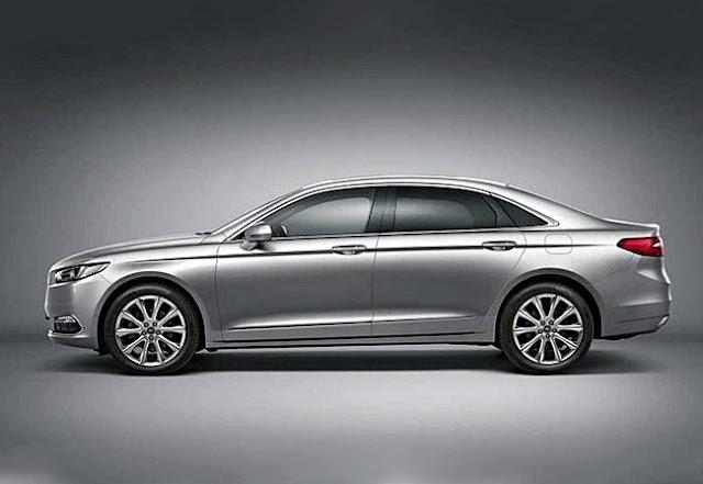 2020 Ford Taurus Exterior Redesign