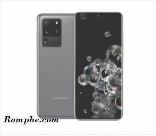 Firmware Samsung Galaxy S20 Ultra 5G SM-G988N