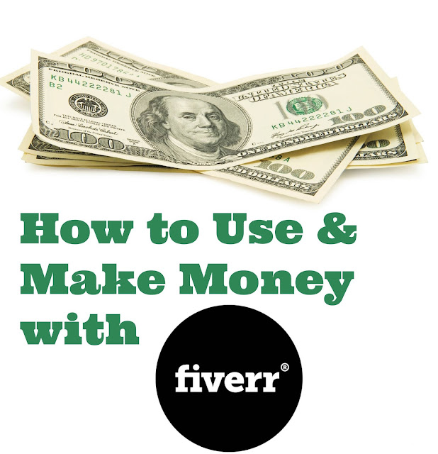 earn money from fiverr