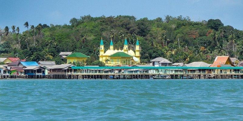 Presiden WPC Tetapkan Penyengat Kepri sebagai 'Pulau Perdamaian Dunia'