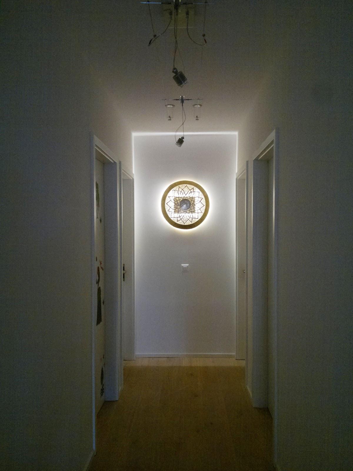 Lampadario Con Punto Luce Decentrato illuminazione led casa: marzo 2016