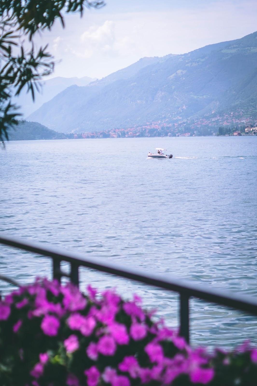 Bellagio visiter lac de come