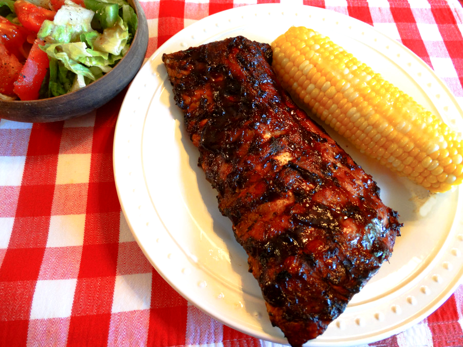 Pam's Midwest Kitchen Korner: Best-Ever Barbecued Ribs for ...
