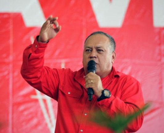 La nueva advertencia de Diosdado: Si me andan buscando me van a encontrar