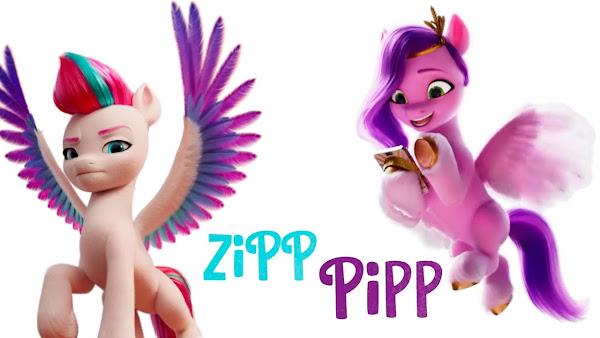 Zipp Storm and Pipp Petals!