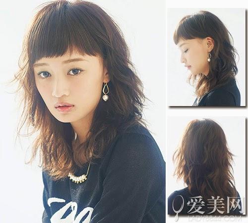 Most Popular Hairstyles Straight Hair In Public Sweet Fresh Perm Retro