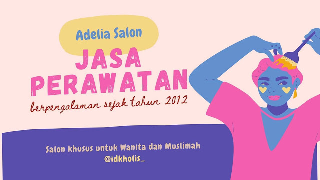 Salon Muslimah Terdekat Dengan Pelayanan Lengkap