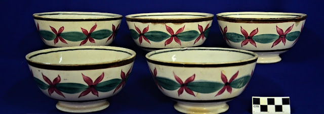 Hand Painted Ceramics from the Arevalo Shoal Shipwreck [Maritime Archeology]