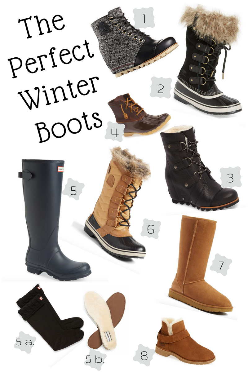 The perfect Warm Winter Boots by popular Denver fashion blogger Delayna Denaye