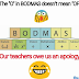 If you think the 'O' in BODMAS means 'of', you are wrong. See...
