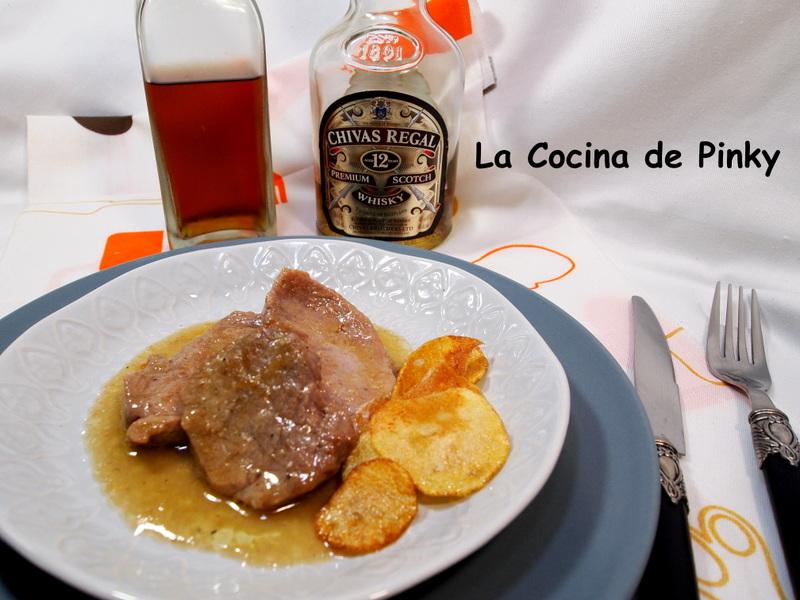 Solomillo Al Whisky
