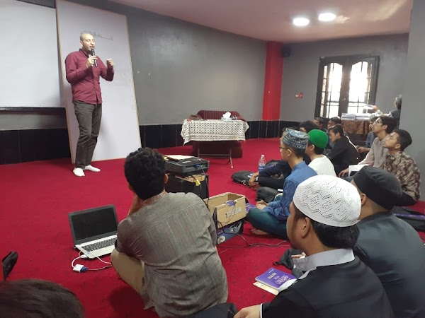 Daurah Qur'aniyah Eratkan Hubungan KKS dan HMMSU