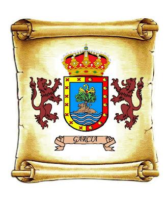 escudo heráldico Apellido García