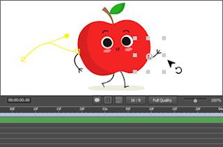 برنامج رسوم متحركة للكمبيوتر جديد