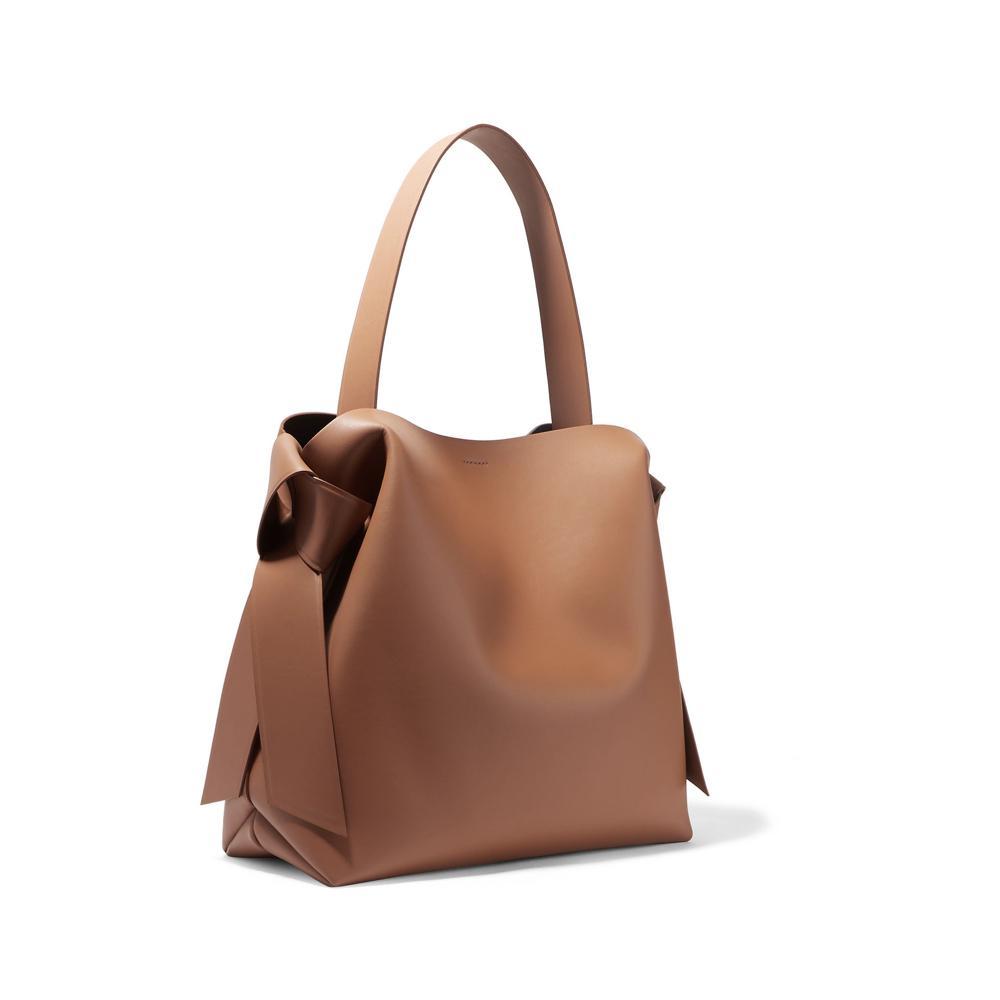 1 Acne Studio Brown Leather Bag