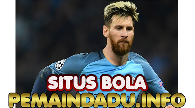 Striker Lionel Messi Lebih Pilih Manchester City Ketimbang MU