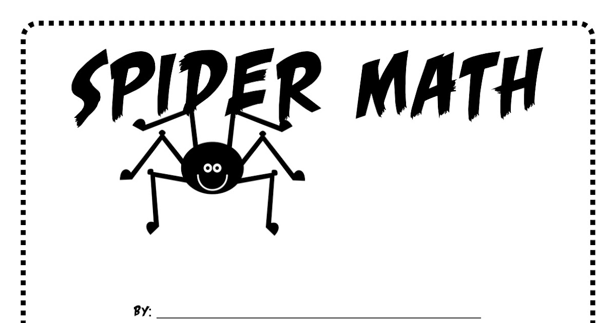 Two Can Do It: Spider Math