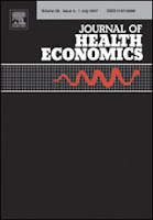 Image of Journal of Health Economics cover