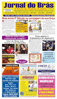 Destaques da Ed. 363 - Jornal do Brás