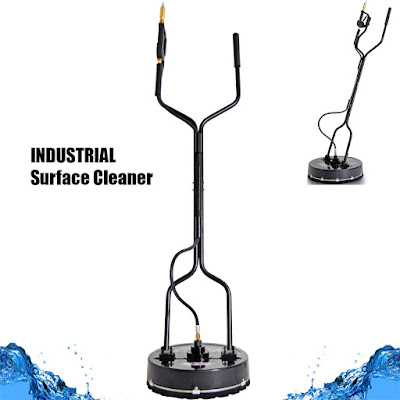 Industrial Surface Cleaner 18 inch - 4GPM - 4000PSI