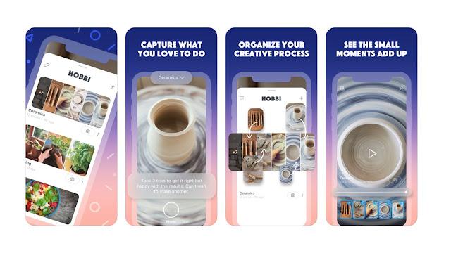 Facebook Perkenalkan Aplikasi Hobbi mirip Pinterest