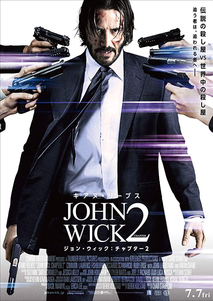 John Wick Chapter 2 Dual Audio Download English Hindi Filmywaponline