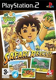 Go Diego Go Safari Rescue PS2 Torrent