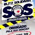 Anjos Jacuipenses realiza ação Blitz Solidária arrecadando fundos para manter firme a busca por salvar vidas.