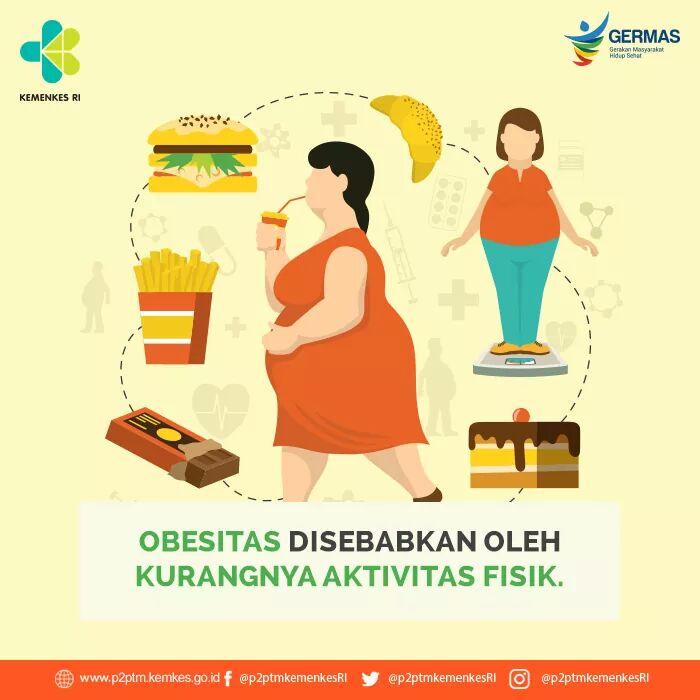 Kenapa Perut Buncit Lebih Berbahaya dari Obesitas Biasa
