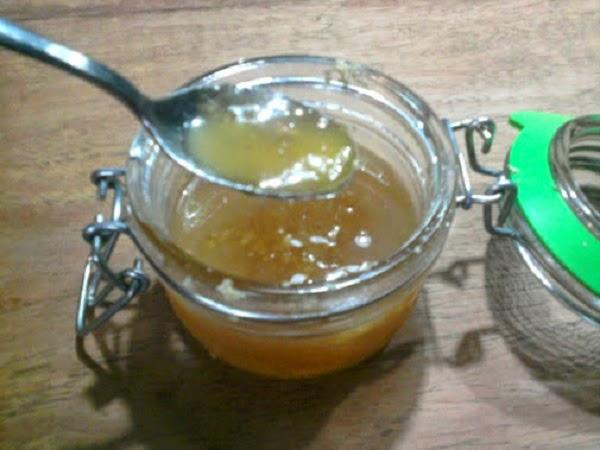hrean cu miere grasime topeste