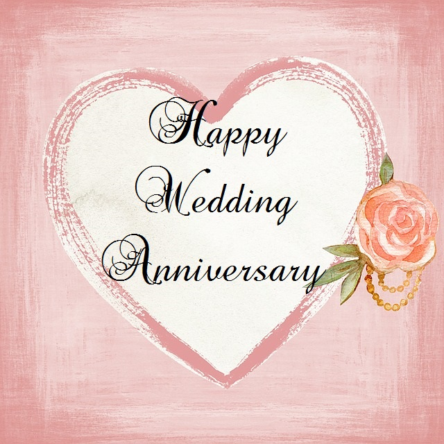 Free Wedding Anniversary Images
