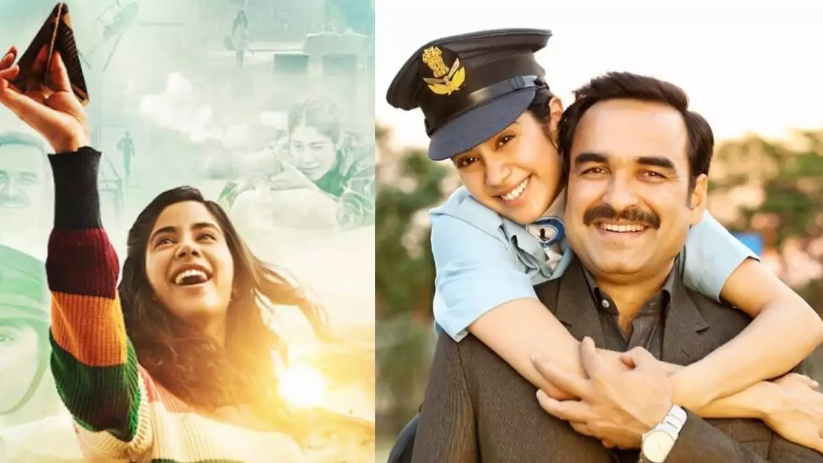 Gunjan Saxena The Kargil Girl Movie Review Single Window Tech