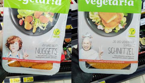 Nuggetsy, Vegetaria