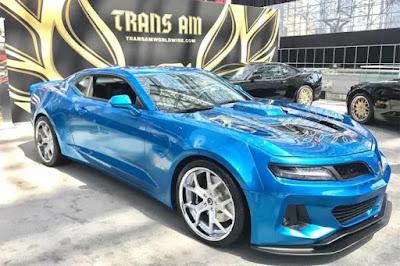 Quoi de neuf avec le 2020 Pontiac Trans Am Firebird