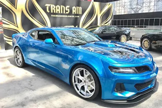 Plus de la 2020 Pontiac Trans Am Firebird