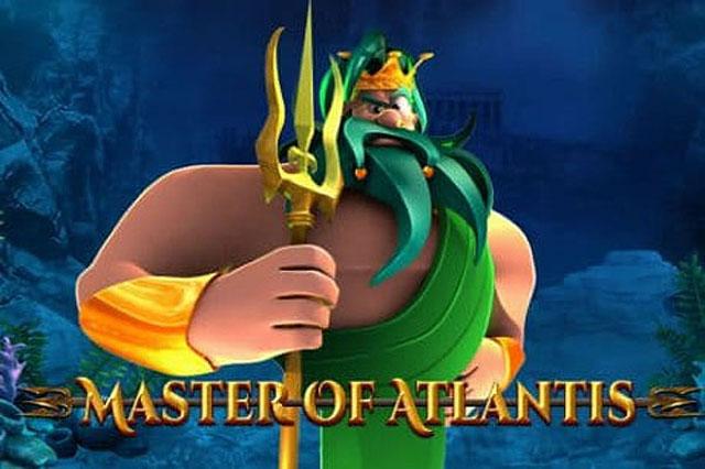 ULASAN SLOT BLUEPRINT GAMING MASTER OF ATLANTIS